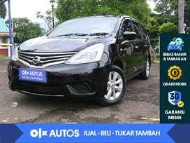 [OLX Autos] Nissan Grand Livina 1.5 SV M/T 2015 Hitam