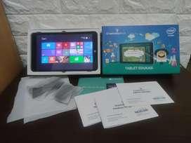 Gramedia Book Windows Tablet 9 inch Fullset