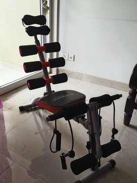 Fitness equipment Wonder core exercise machine