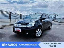 [OLX Autos] Nissan Grand Livina 2007 1.8 XV AT Bensin Hitam #Shava