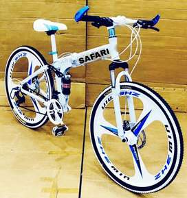 BM 21 SHIMANO GEAR MACWHEEL FOLDABLE BICYCLE