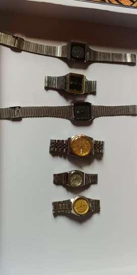 Rado Six Vintage Automatic watches