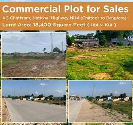 Commercial Plot For Sales