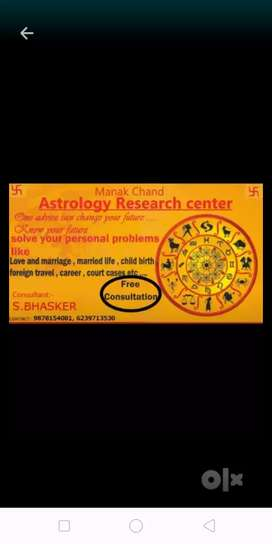 S.bhasker Astrology research centre