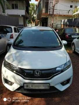 Honda Jazz V Automatic, 2016, Petrol