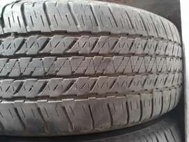Ban new fortuner - pajero 18 . 265 60 BRIDGESTONE