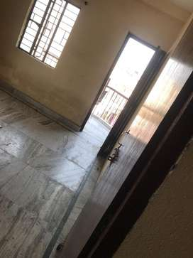 One room available in 2 bhk flat near new jaganpura