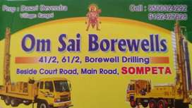 Om said Borewells