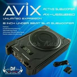 Sub aktif Avix [ DF Car Audio]
