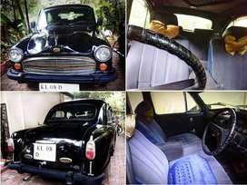 1994 Black Ambassador CAR -  ReTest upto yr 2024 - Exchange / SALE