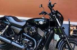 Harley Davidson for Rent