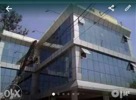 Fully furnished office ,ready to move In near Ashley hall Rajpur road,