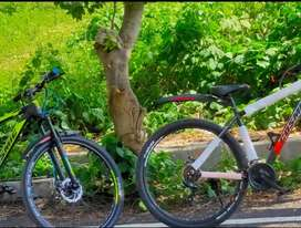 New 1 month Cycles purchased 2cycles for emergency purpose we r giving