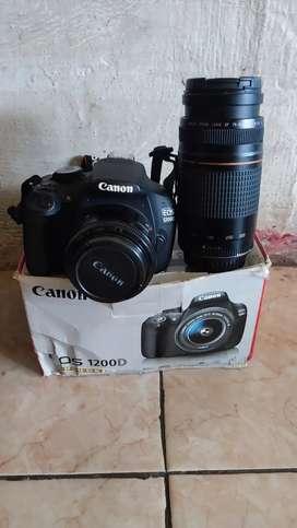 Canon 1200d sepaket