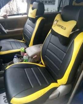 Sarung jok mobil pasang dirumah fjr133