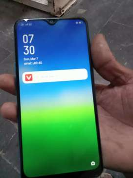 Oppo a12 new candition phone  mobile me koi dikkat nhi h