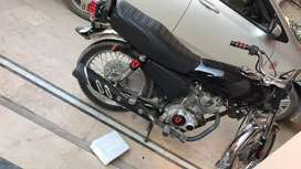 Honda 125 in lush condition for sale