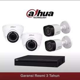 Online CCTV camera 24jam langsung pantau HP paket lengkap dan komplit