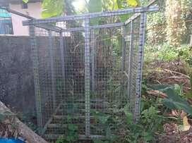 Dog Cage ( 4'x4'x5' )