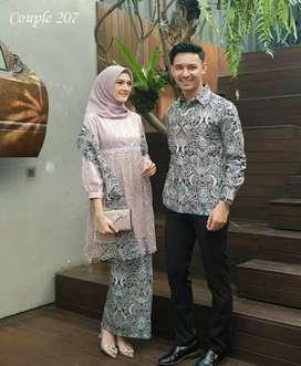 Menjual Batik Couple mau pun kebaya
