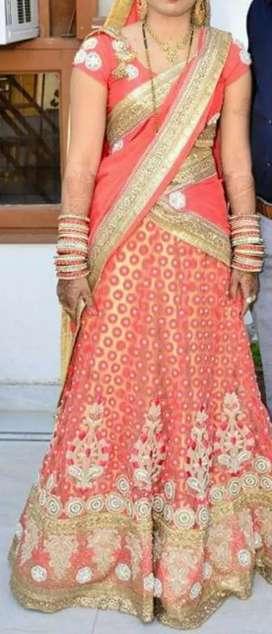 Party wear lehanga