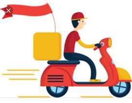 Looking for delivery boy in Zomoto@ludhiana