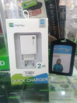 Adapter quick charger Me max lcp101