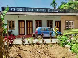 3 single room cottage & 4bhk house attached bathrooms