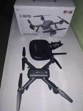 Drone mjx udah gps