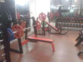 gym setup high class low budget me gym setup kijiye