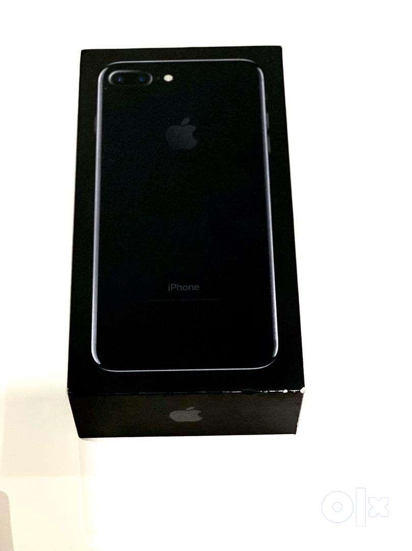 I phone 7 plus 128 Gb (Jet Black).Excellent condition 0