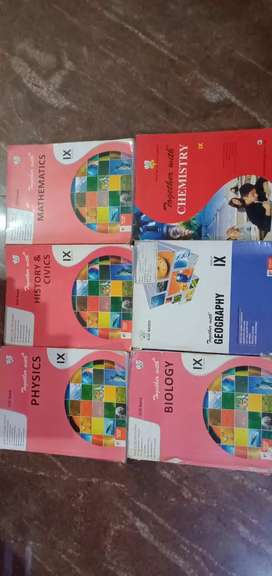 ICSE 8th, 9th and 10th textbooks, guides and question banks