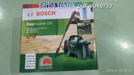 Mesin steam/ Jet cleaner easyAquatak 120 BOSCH / jet cleaner 120