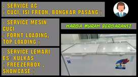 Service AC Tidak Dingin Servis Mesin Cuci Kulkas Bulak Surabaya