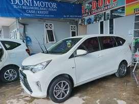 Toyota calya type G manual tahun 2016 sdh plat Banjarmasin