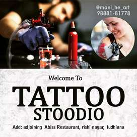 Welcome in TATTOO STOODIO
