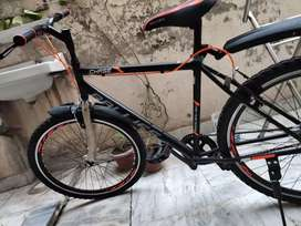 Rallies brand new cycle. 26 inch. Good for riders height of  5.10