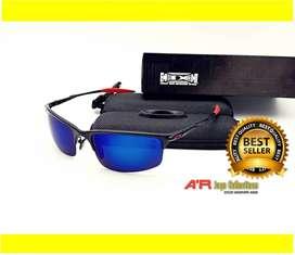 Sunglasses 0x Halfwire Almunium Sporty Polarized lens