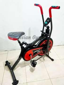 Sepeda Statis Platinum Bike 2 Fungsi