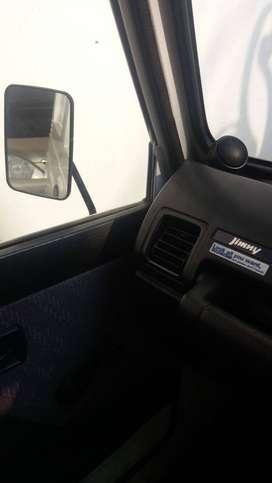 Suzuki Jimny Katana Trepes Tahun  1989 4x4 Jipp JDM Pearl White