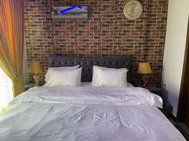 1 bed For rent per day 4500 in Bharia town lahore