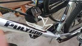 Sepeda polygon siap touring