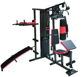 Home gym 3 sisi tinju