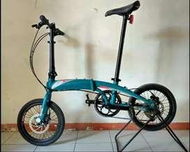 Sepeda lipat Fold X One