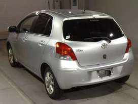 Vitz 2010 on easy installment