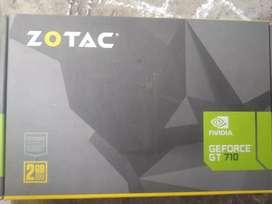 ZOTAC   NVIDIA.    GT 710