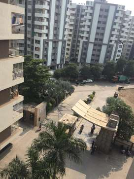 Swimming pool view 2bhk with superb location only 14.5 incl maint