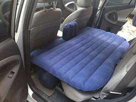 Car Travel Inflatable Mattress Air Bed