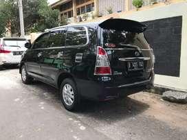 Toyota Innova Hitam Matic Mulus