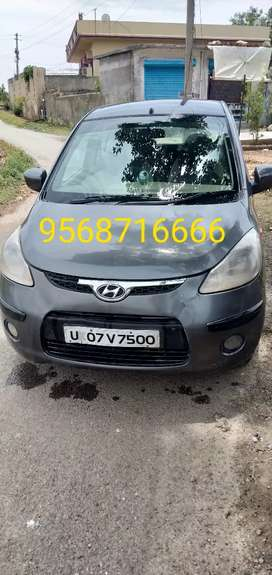 Hyundai I10MAGNA Black Petrol 4th owner